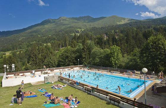 Le futur complexe aquatique de valmorel location for Construction piscine 25m